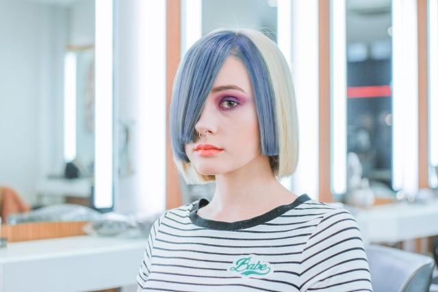 Krótkie fryzury bob z grzywką - komu pasują? Jak je układać? ZDJĘCIA i garść inspiracji