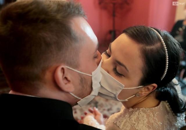 Śluby cywilne w Szczecinie - zmiany od 22 maja 2020