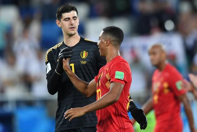 Thibaut Courtois świetnymi interwencjami w końcówce uratował Belgii wynik.