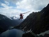 Kolejny śmiertelny wypadek w Tatrach! 62 - letni turysta uderzył głową o kamienie