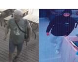 Policjanci poszukują tych mężczyzn. Mogą mieć związek z uszkodzeniem mienia w smażalni w Jastrzębiej Górze oraz z kradzieżą w Rozewiu