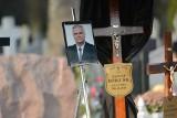 Pogrzeb Janusza Dzięcioła w Olsztynie [zdjęcia]