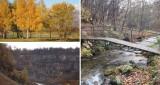 Dolina Racławki w jesiennych barwach, piękne miejsce blisko Krakowa [ZDJĘCIA]