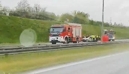 Dwie osoby zginęły w wypadku, do którego doszło w sobotę...