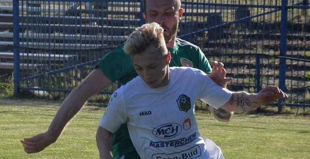 Bartosz Konieczny przedłużył o rok kontrakt z Lechią Zielona Góra