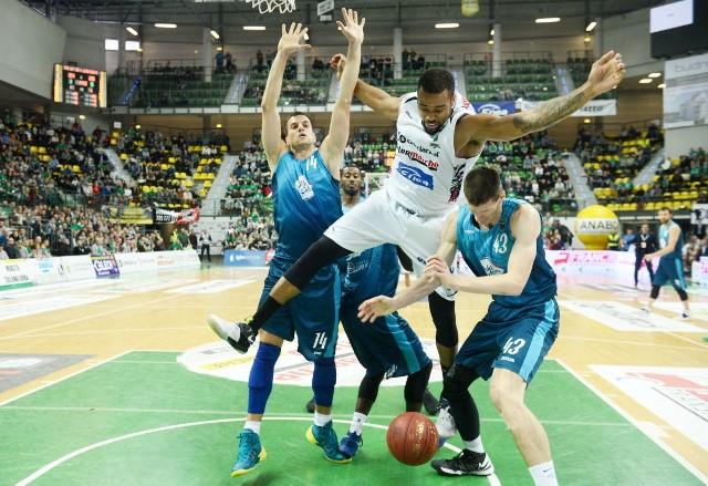 Koszykarze Stelmetu BC Zielona Góra przed własną publicznością pokonali Polski Cukier Toruń 83:67.