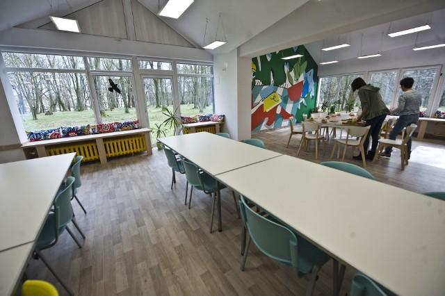 Nowa przestrzeń w bibliotece to miejsce spotkań otwarte na pomysły mieszkańców