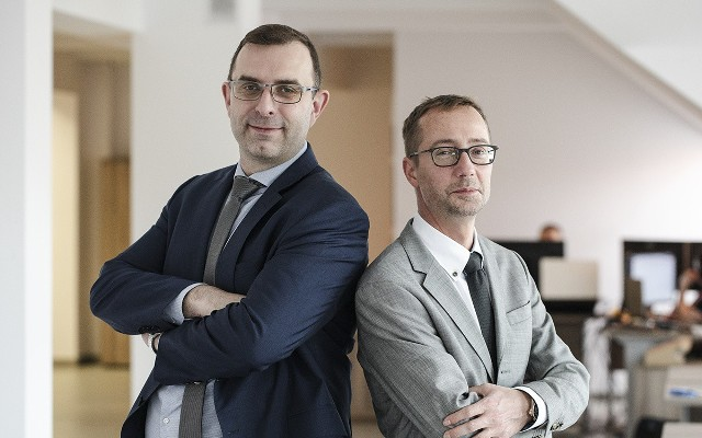 TenderHut SA: Robert Strzelecki i Thomas Birk