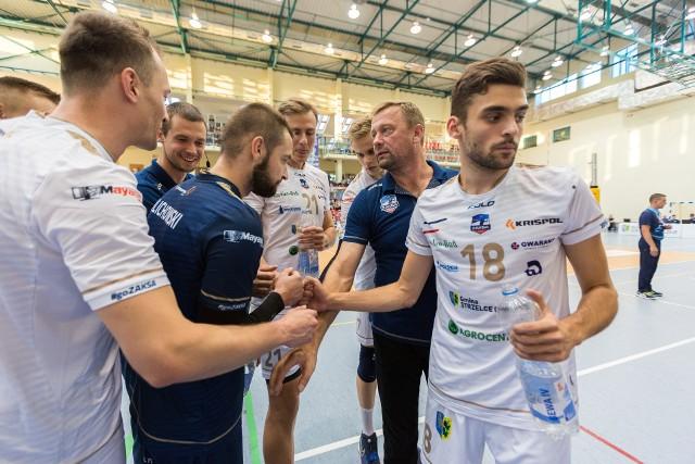 Siatkarze ZAKSY Strzelce Opolskie oddalili się od fazy play-off.