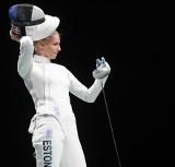 To ona pokonała Polki. Zobacz piękną mistrzynię olimpijską z Estonii [ZDJĘCIA Z INSTAGRAMA]
