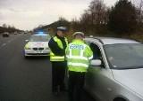 Polscy policjanci na drogach Północnej Walii