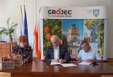 Ciekawe inwestycje na terenie gminy Grójec. Będzie przebudowa boisk sportowych oraz ulic