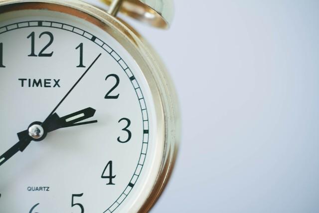 Zmiana czasu nastąpi już w nocy z soboty 30 października na niedzielę 31 października.
