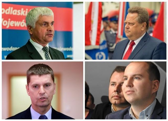 Który z podlaskich polityków będzie ministrem? Czy wojewoda Bohdan Paszkowski zachowa posadę?