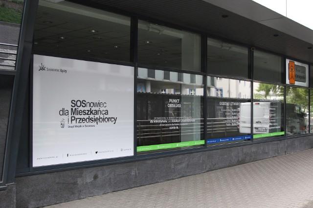 W Sosnowcu otwarto specjalny punkt informacyjny dla przedsiębiorców.Zobacz kolejne zdjęcia. Przesuwaj zdjęcia w prawo - naciśnij strzałkę lub przycisk NASTĘPNE