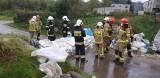 Powódź na Śląsku. Wylewa Odra, Wisła, Pszczynka i Brynica. Ponad 370 interwencji strażaków i przekroczone stany wód