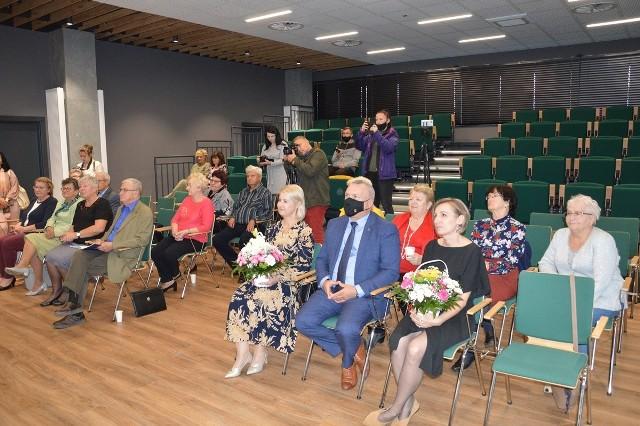 Sala widowiskowa w Centrum, obiekt kosztował 4,5 miliona złotych