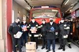 Wiosenny przegląd Ochotniczych Straży Pożarnych Gminy Liniewo