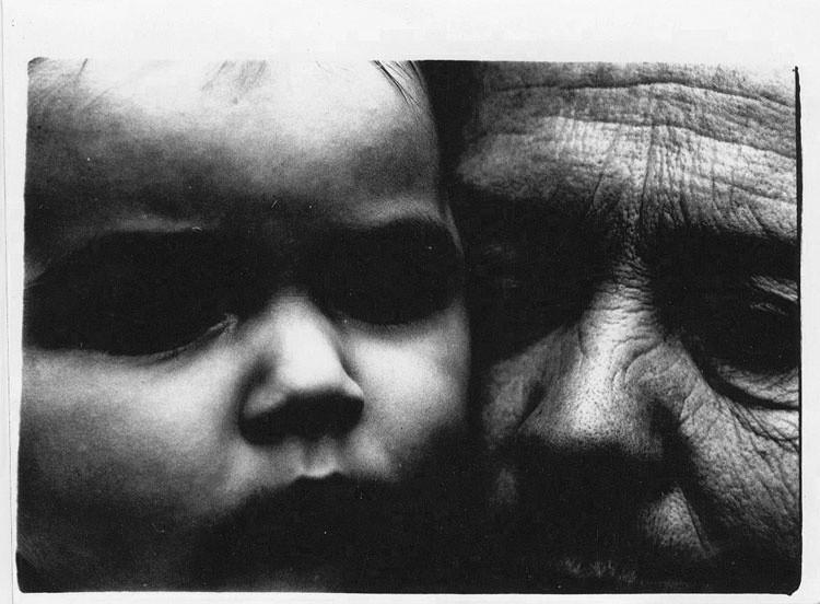 W zbiorach są wysoko cenione wczesne zdjęcia Beksińskiego