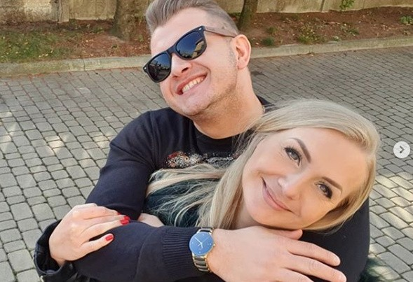 Dawid Narożny z nową partnerką. Byli małżonkowie ułożyli  sobie życie w nowych związkach