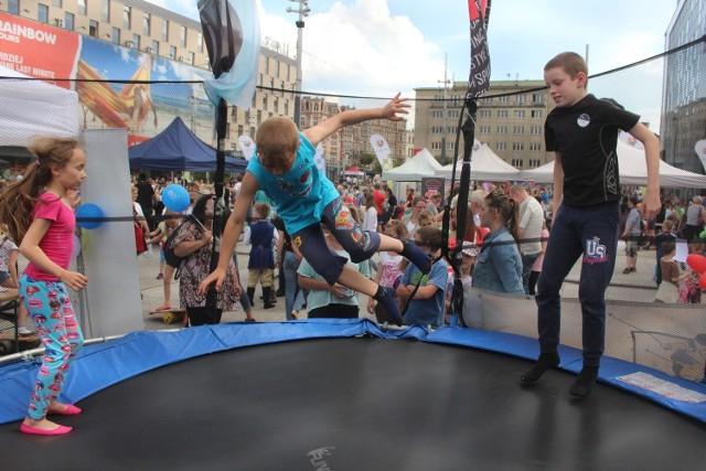 Dzień Dziecka 2016 w Katowicach