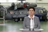 Jak często premier Beata Szydło latała samolotami? Opublikowano wykaz lotów