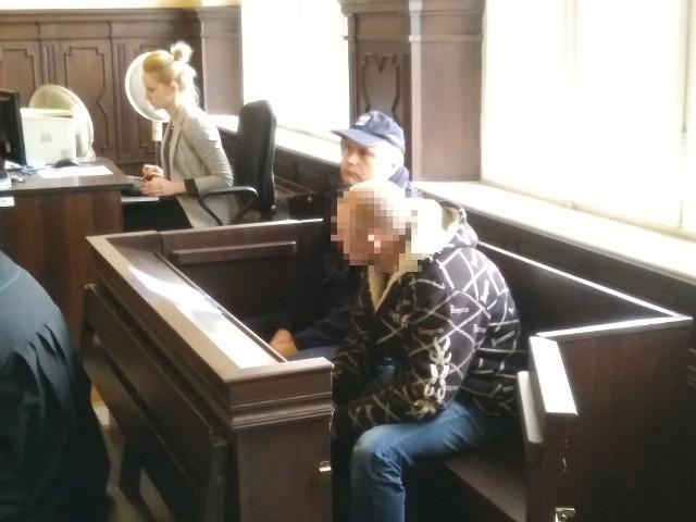 Oskarżonym w procesie jest Marek N. Za usiłowanie zabójstwa swojej byłej żony grozi mu nawet do 25 lat wiezienia.