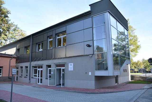 W Szpitalu Miejskim w Sosnowcu  otwarto nową siedzibę Centrum Psychoterapii i Leczenia Uzależnień
