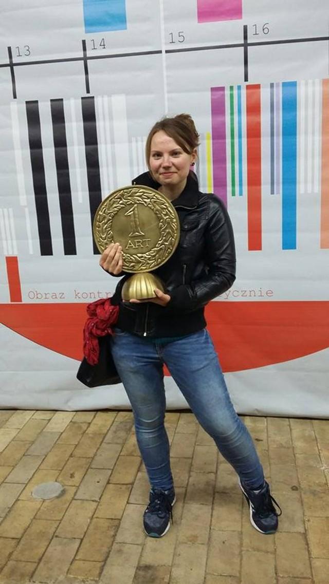 Nadia Świerczyna zwyciężyła w konkursie artNoble