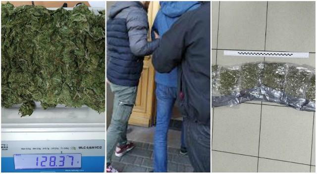 Za przewóz narkotyków dwóch gorliczan trafiło do aresztu, grozi im co najmniej trzy lata odsiadki