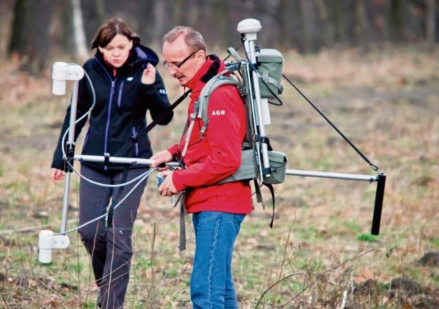 Naukowcy z AGH zeszli z 65. kilometra przed kilkoma dniami