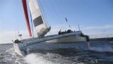 Renault Megane wygrało z Romanem Paszke, ale żeglarz pobił rekord