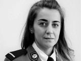 Policjantka z Chorzowa zginęła w wypadku w Chorwacji. Joanna Krzempek miała tylko 28 lat