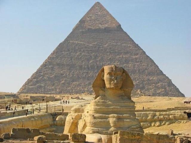 Kraj piramid znowu cieszy się popularnością.