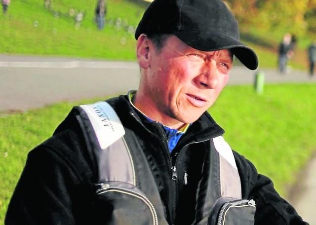 Żeby pomóc Piotrowi Kuryle w starcie w USA, trzeba wejść na www.polakpotrafi.pl/projekt/dolina-smierci