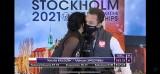 Natalia Kaliszek i Maksym Spodyriew z kwalifikacją olimpijską! [zdjęcia]