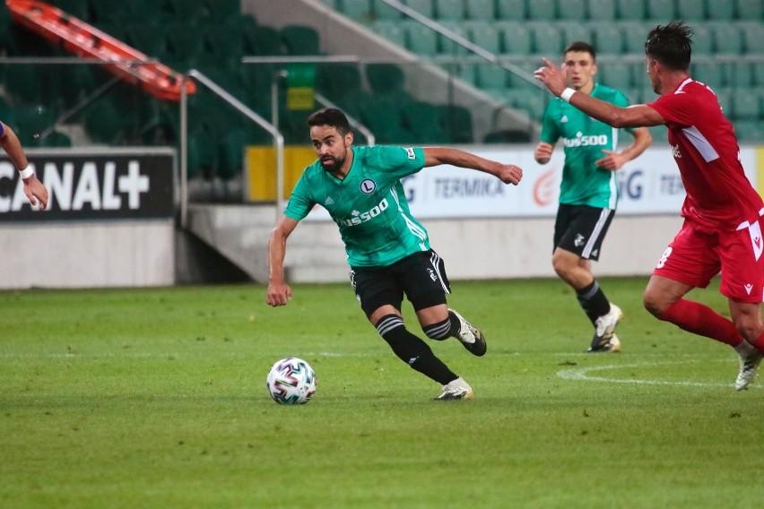 Legia poznała potencjalnego rywala w IV rundzie eliminacji. Najpierw jednak musi pokonać zespół z Kosowa.