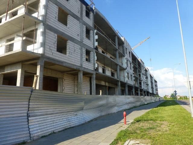 Nowe mieszkaniaPrzez niskie limity cen zasięg Mieszkania dla Młodych będzie ograniczony.