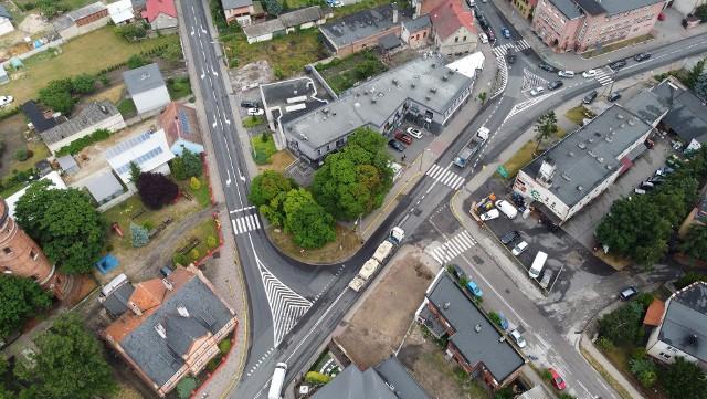 Ronda mają zostać wybudowane w ciągu dróg krajowych nr 15 i 25.