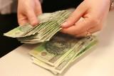 Przeciętne wynagrodzenie w styczniu było niższe od grudniowego o prawie 360 złotych!