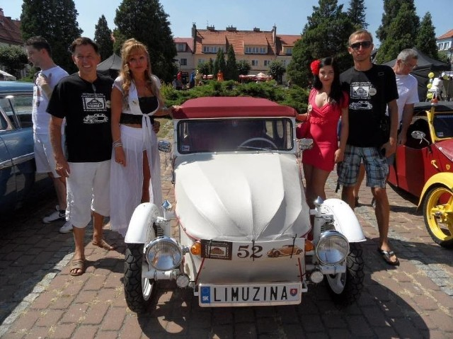 Rajd Pojazdów Zabytkowych Żory 2015: Zobaczymy stare samochody i motocykle