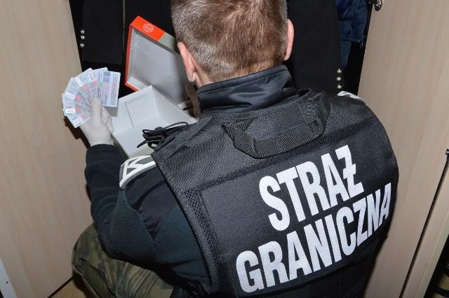 W marcu 2016 r., dzięki bliskiej współpracy sił hiszpańskich i polskich, w Hiszpanii aresztowano jednego z głównych organizatorów. Podczas przeszukania jego mieszkania zabezpieczono ponad sto polskich oryginalnych paszportów i dowodów osobistych.