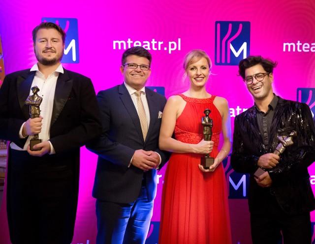 Artyści Opery Śląskiej nagrodzeni zostali uhonorowani XII Teatralnymi Nagrodami Muzycznymi im. Jana Kiepury