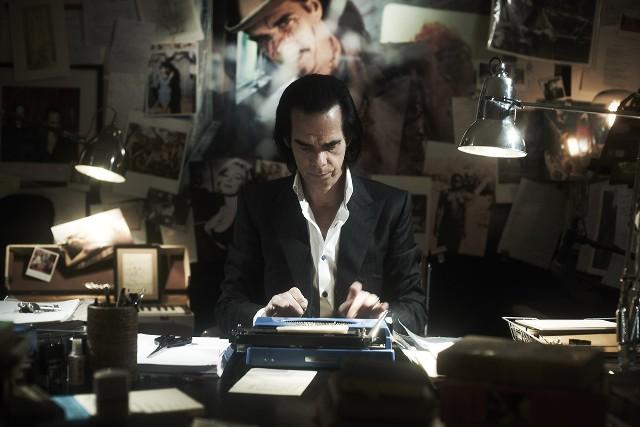 """Nick Cave jest współautorem scenariusza do """"20 000 dni na Ziemi"""""""
