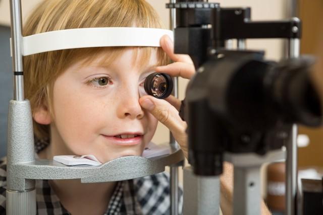 Podczas tegorocznych, ósmych już Dni Badań Okulistycznych przebadane będą także dzieci z upośledzeniem umysłowym.