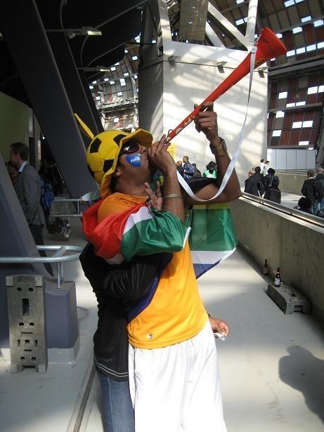 Południowoafrykańcy fani obiecują gorąco dopingować wszystkie drużyny do ostatniego dnia mistrzostw