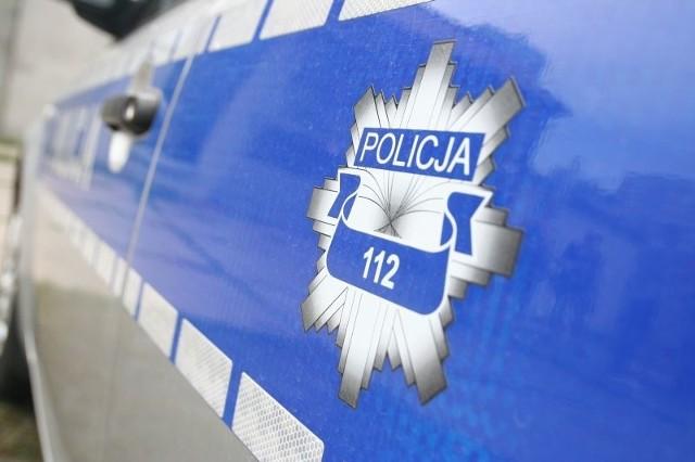 Policjanci i strażacy z Grudziądza mieli wiele pracy.