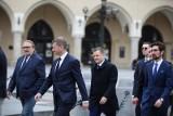 Kolejne osłabienie PO. Z partii odchodzi wieloletni radny Krakowa Wojciech Krzysztonek