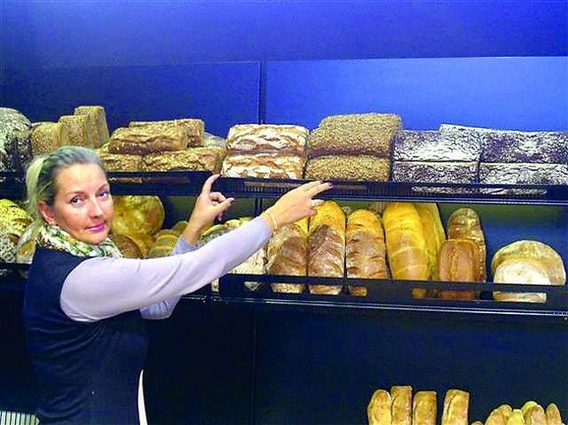 Nasze Dobre 2013. Chleb na 100 żytni ze Stan-Maru prowadzi!  Marlena Szczęsna: - Nasze pieczywo jest naturalne.
