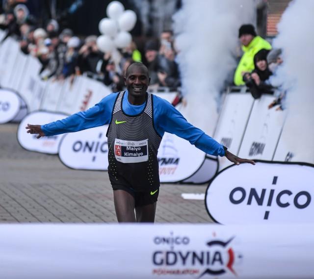 Onico Gdynia Półmaraton 2017